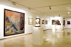 Sala de exposiciones Museo Abelló