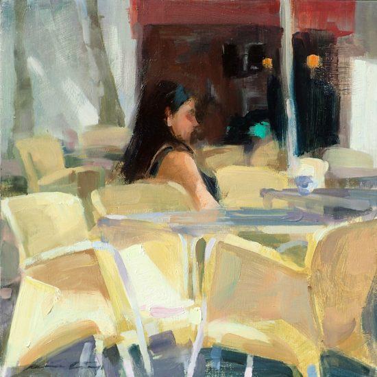 Pintura de Mònica Castanyss