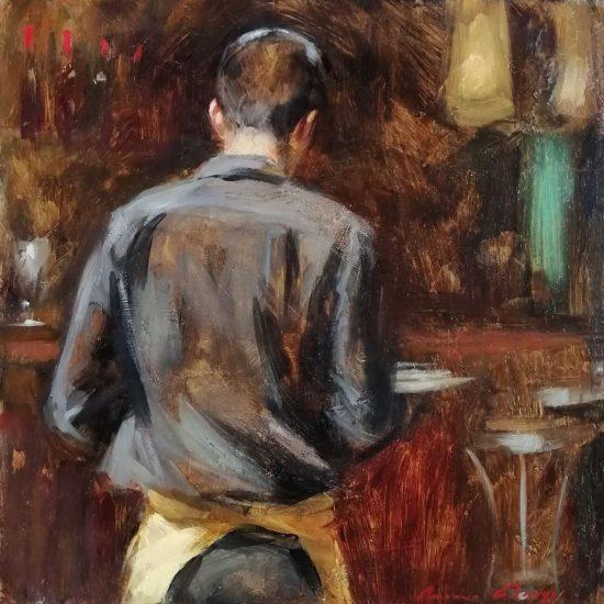 Pintura de Mònica Castanys