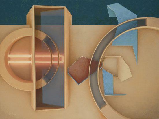 Pintura de Alberto Morago