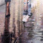 pintura de Carlos Díaz