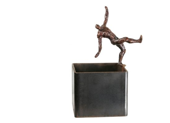 Escultura de Fernando Suárez