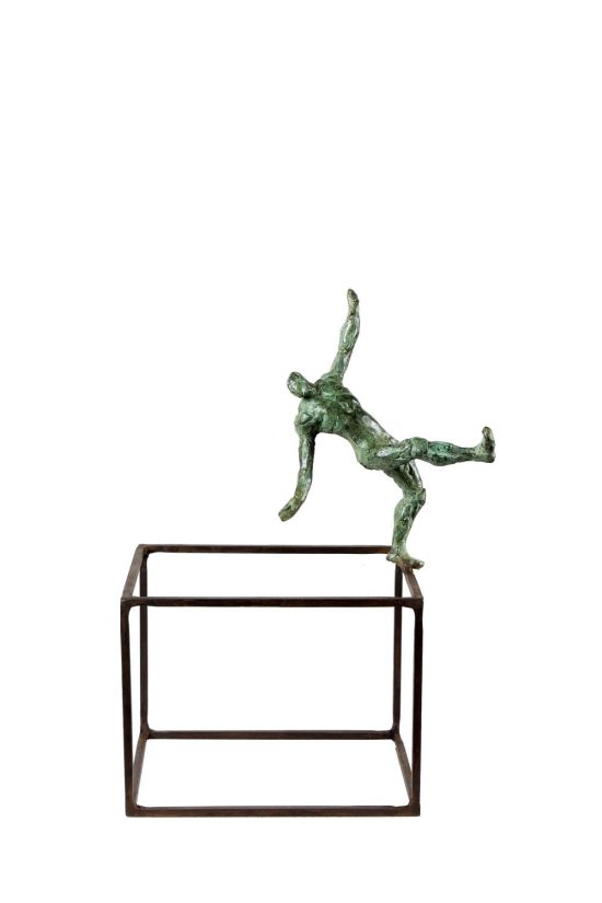 Escultura de Fernando Suarez
