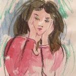 Dibujo de Antoni Vives Fierro