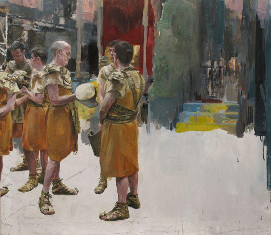 Pintura de Sacris