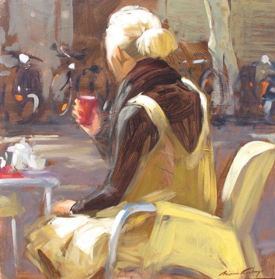 Pintura de Mònica Catanys
